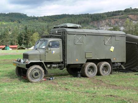 Praga V3S 13