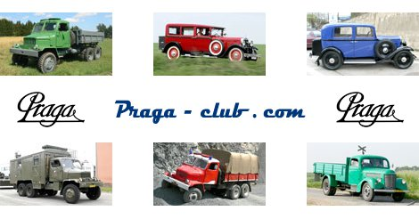 Praga V3S collage