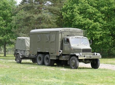 Praga V3S skříňová provedení b