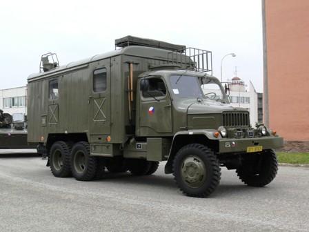 Praga V3S skříňová provedení h