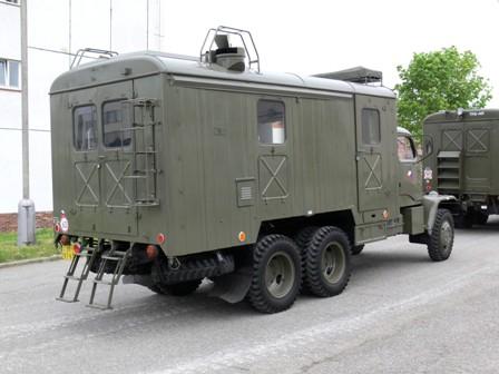 Praga V3S skříňová provedení i