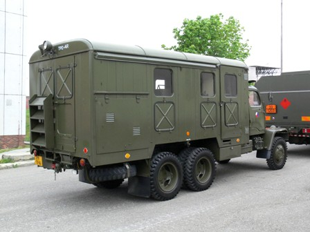 Praga V3S skříňová provedení l