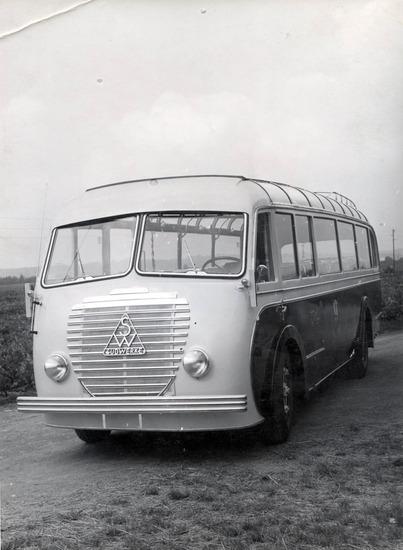 Südwerke autobus 8