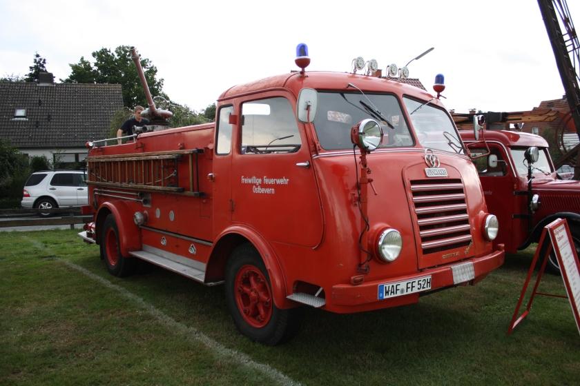 Südwerke Krupp Greffen Feuerwehr 09
