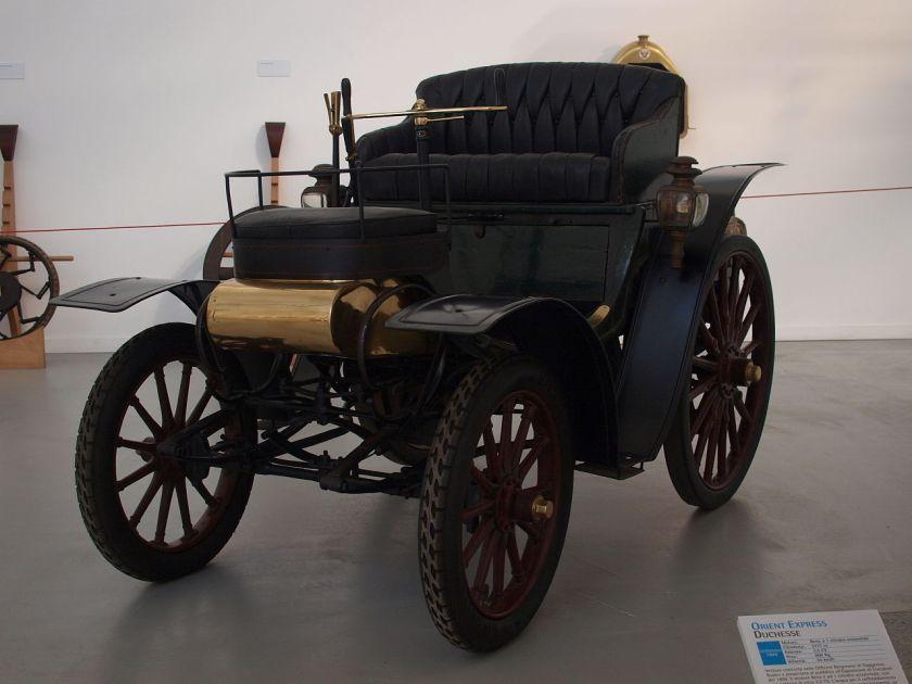 1899 Orient Express