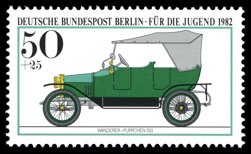 1911 Wanderer Püppchen