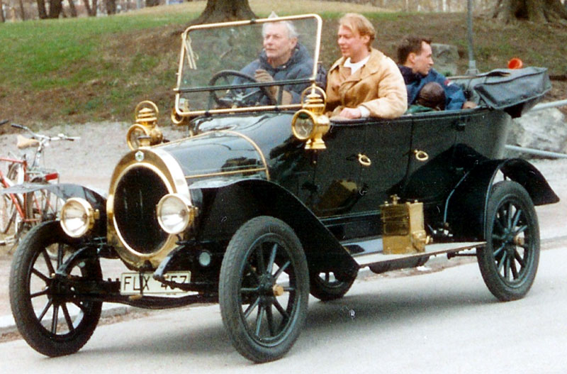 1912 N.A.G. Darling K2 6-18 PS Doppelphaeton