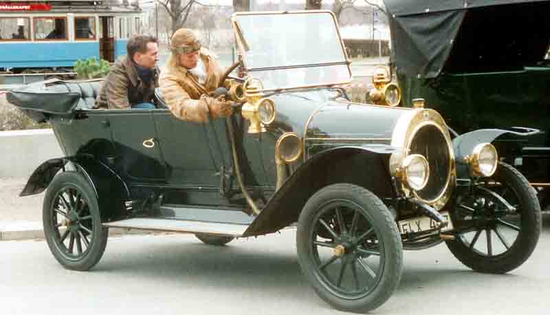 1912 NAG Darling K2 6-18 PS Doppelphaeton 1912
