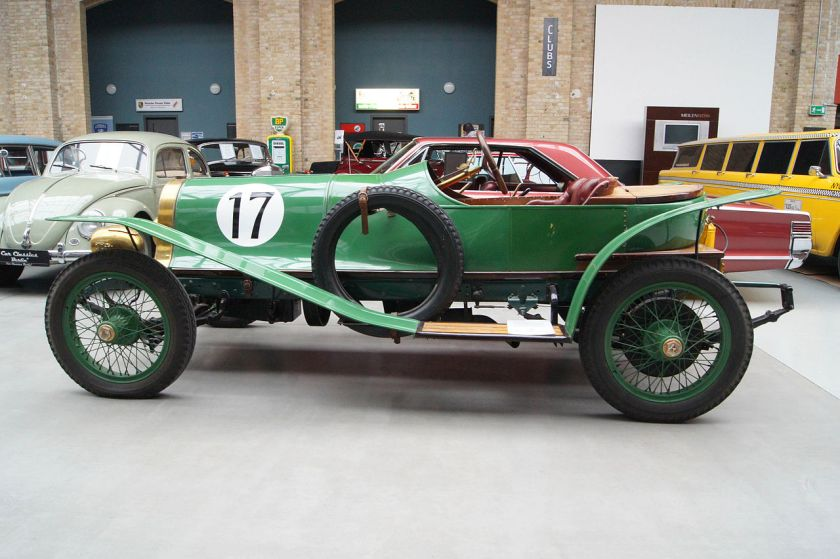 1913 NAG race car
