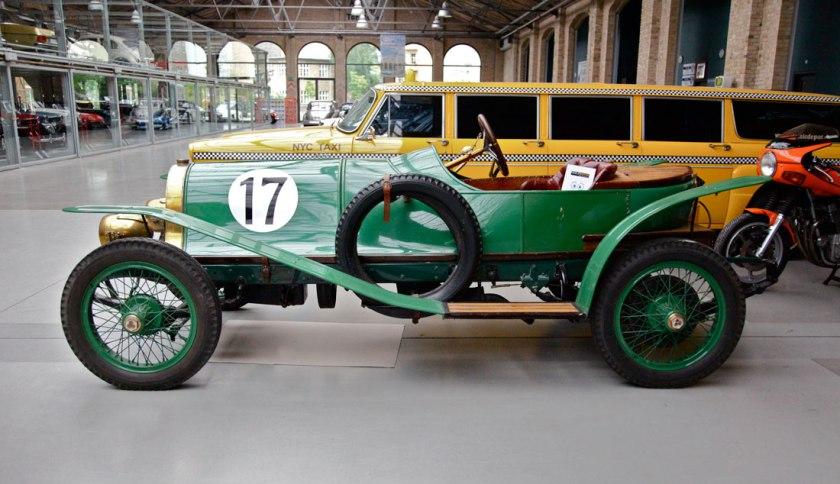 1913 NAG Rennsportwagen 17