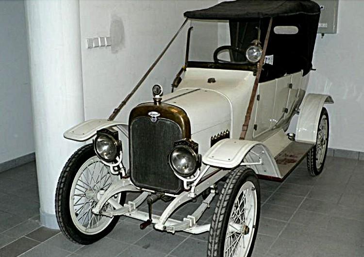 1913 Wanderer W2 Puppchen 5-15
