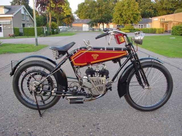 1915 Wanderer 4 pk