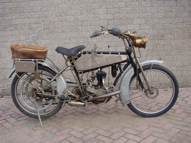 1917 Wanderer 2hp 1