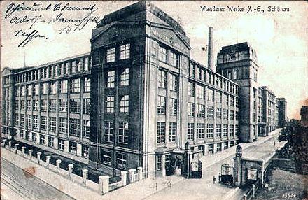 1920 Wanderer-werke-schoenau