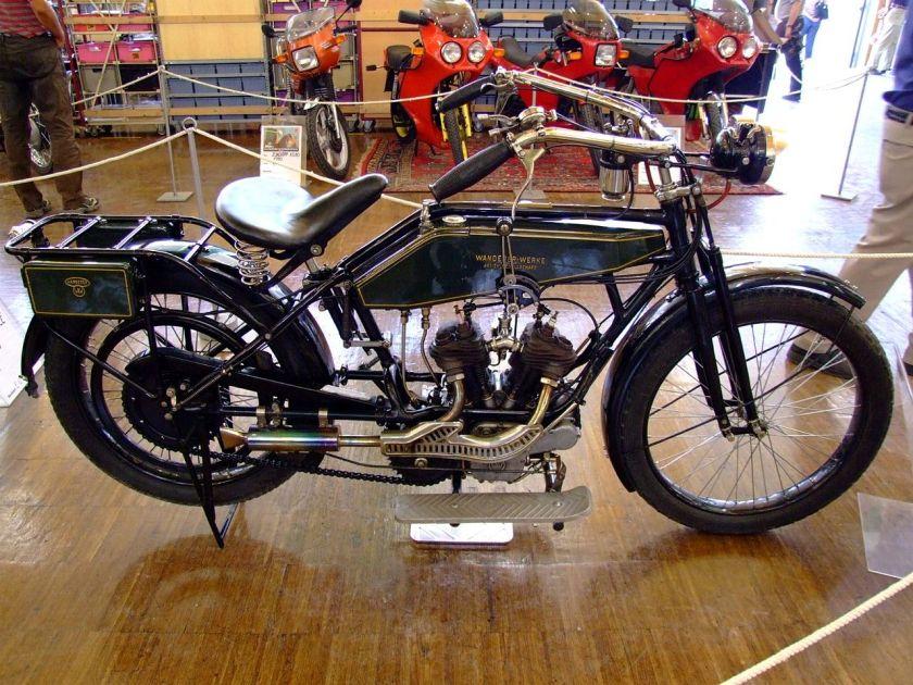 1921 Wanderer 4,5 616ccm 12PS