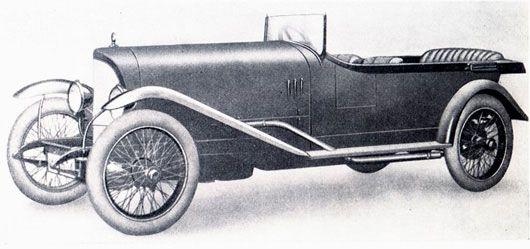1923 NAG Typ C 4 b 10-24 PS