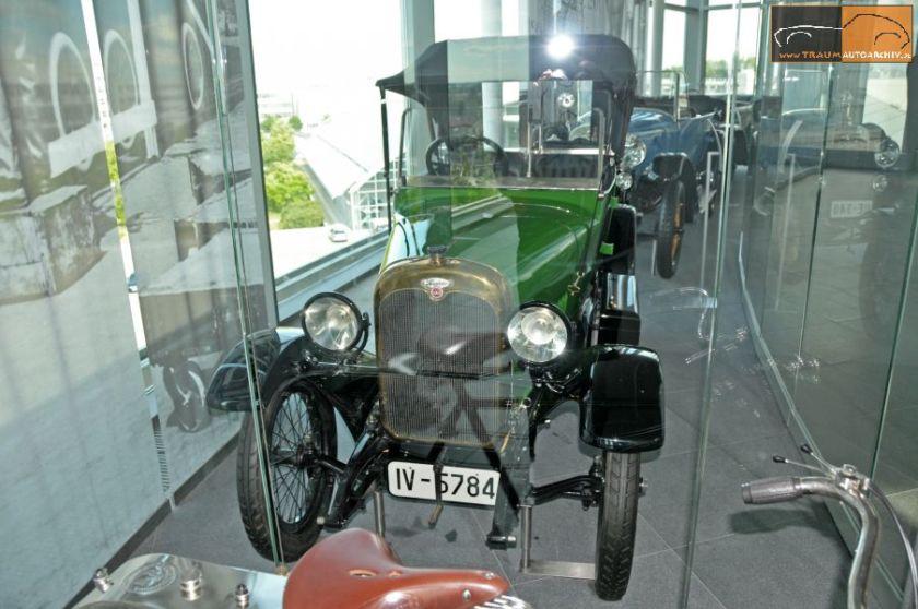 1923 Wanderer W 4 5-15 PS Puppchen a