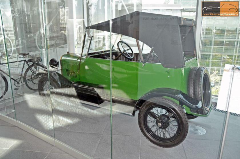 1923 Wanderer W 4 5-15 PS Puppchen b