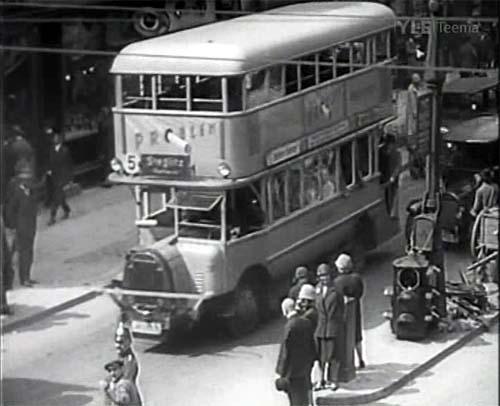 1925 N.A.G. KO 9 in Berlin