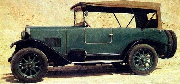 1925 Wanderer W8 Puppchen