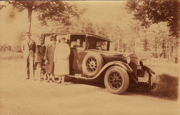 1926-30 NAG-Protos 12-60 bzw. 14-70 PS, aufgenommen 1928