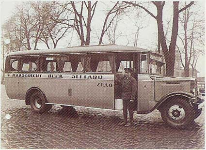 1926 NAG Imparator van de ZLAD