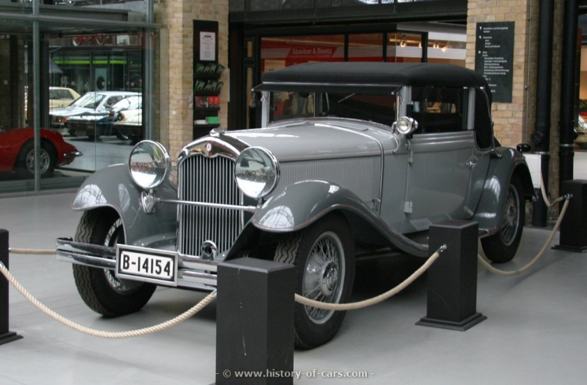 1927 NAG proto 14 70ps