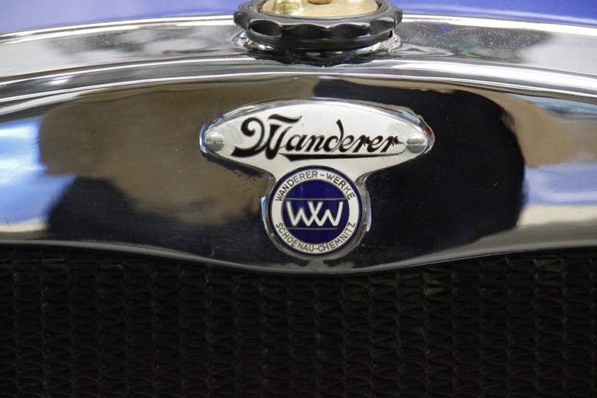 1927 Wanderer W10-3019