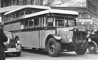 1928 Büssing Hochsitz Ausflugwagen  Büssing