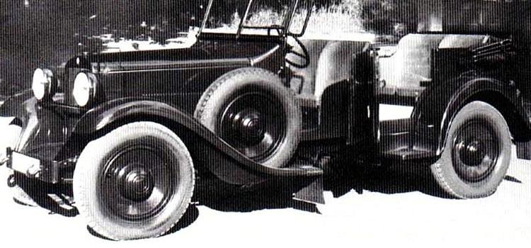 1928 Wanderer W11