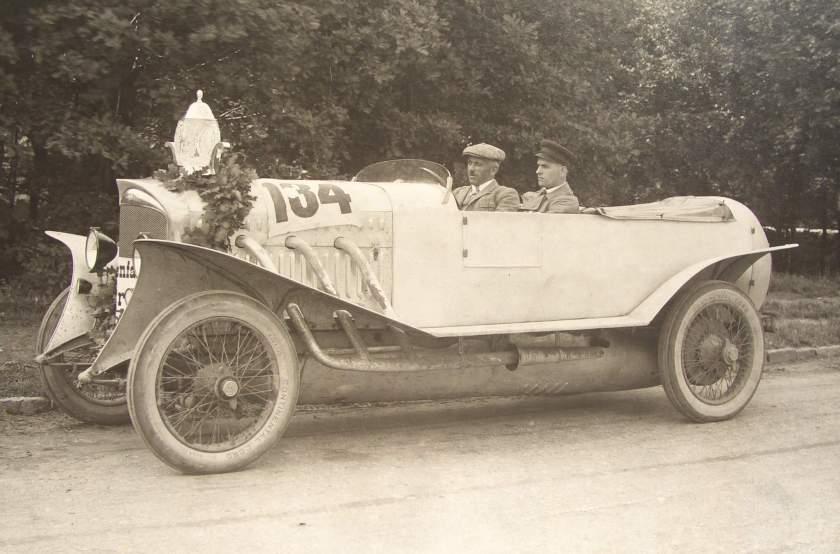 1929 DUX NAG Z 4 3180 cc