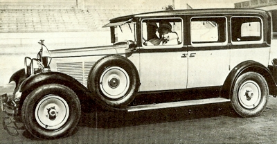 1929 NAG Protos 204