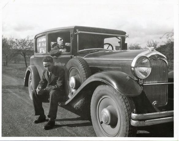 1930-33 NAG-Protos 16-80 PS (Typ 207), aufgenommen 1933