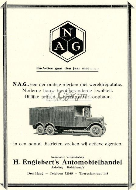 1930 NAG englebert