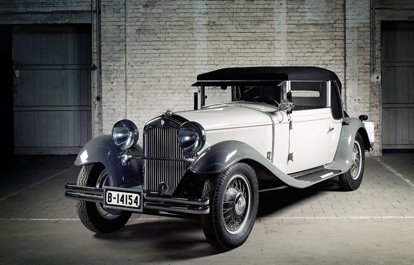 1930 NAG-Protos, Typ 208 a