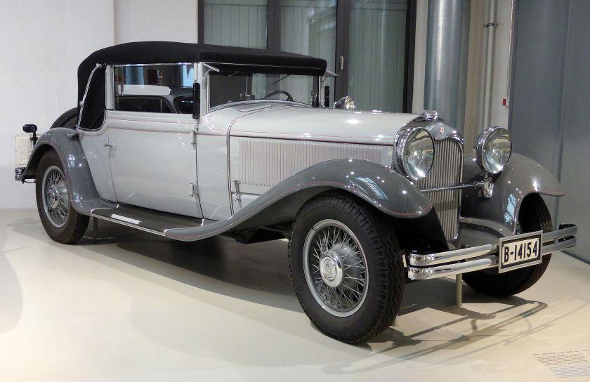 1930 NAG-Protos, Typ 208