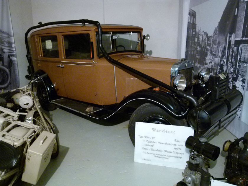 1930 Wanderer W10 IV 6-30PS