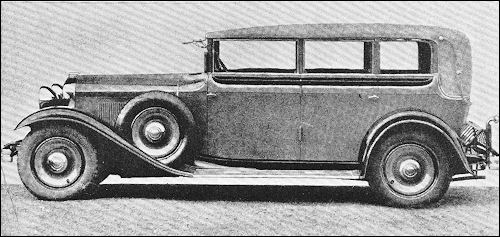 1931 nag pullman-cabrio drauz