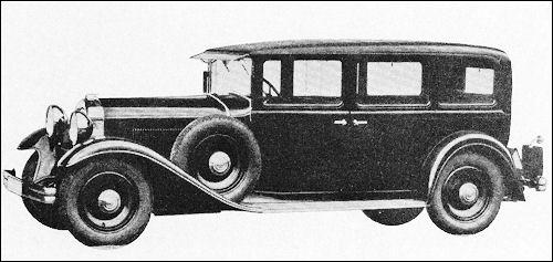 1931 nag pullman-limousine