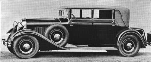 1931 nag v8 cabrio neuss