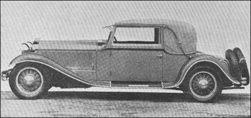 1932 nag sport-cabrio drauz