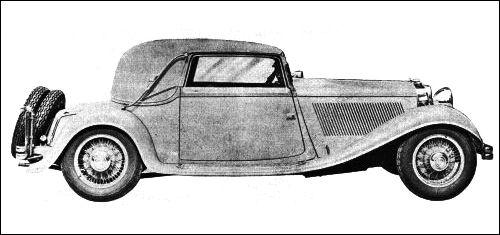 1932 nag v8 cabrio drauz