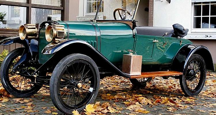 1932 Wanderer W15 7-35