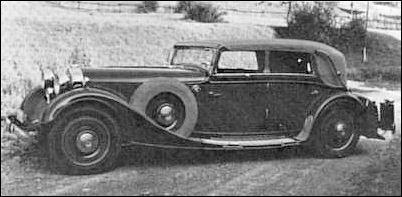 1933 nag 218 pullman-cabriolet