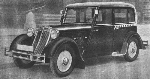 1933 nag 220 droschke