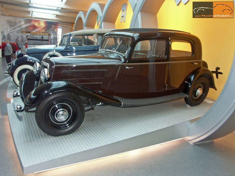 1933 Wanderer W 21 Limousine (2)