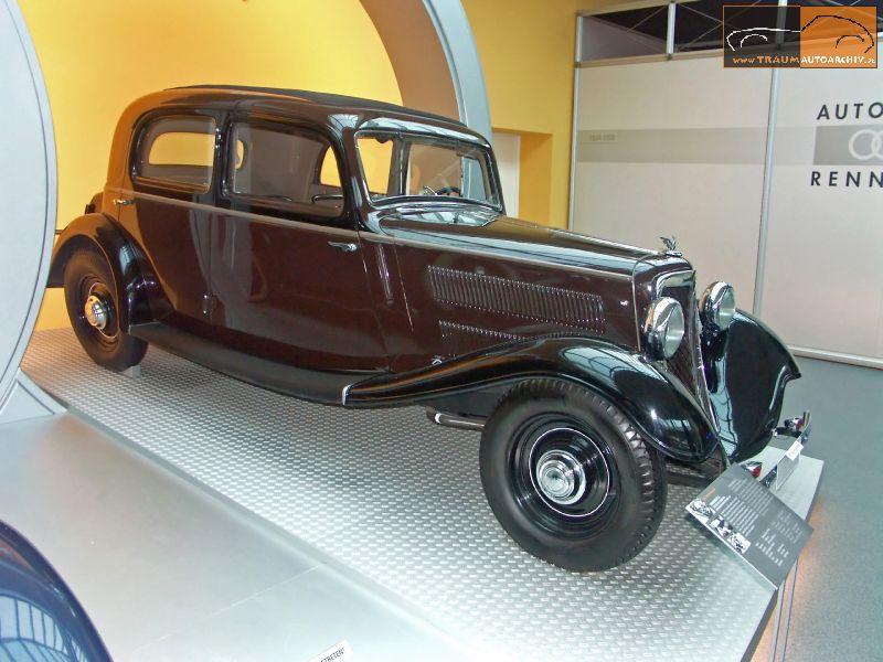 1933 Wanderer W 21 Limousine (3)