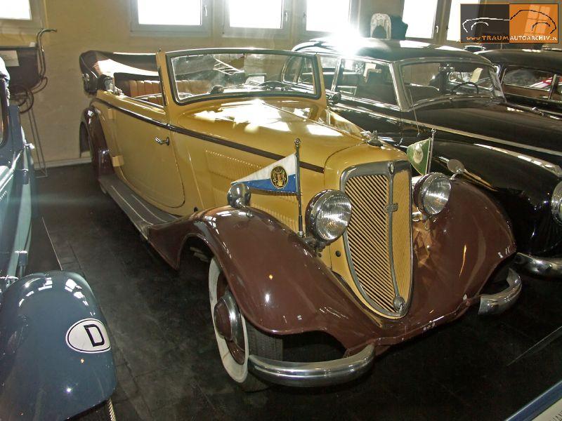 1934 Wanderer W 22 Cabriolet (1)