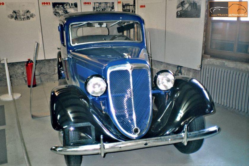 1934 Wanderrer W 22 Limousine (2)