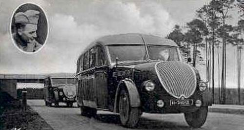 1936 Büssing Nag bus